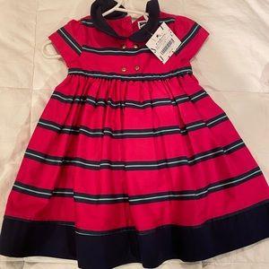 Janie & Jack Baby Girl Dress